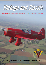 Two Up – Vintage Aircraft Club Review